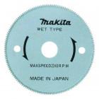 Алмазный диск Makita 85х15х0.4мм для мокрого реза A-07179