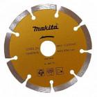 Алмазный диск Makita 115х22,2 сегмент A-84109