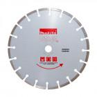 Сегментированный алмазный диск Makita 300 мм A-89349